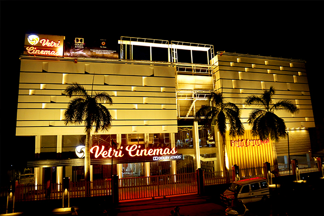Vetri Cinemas